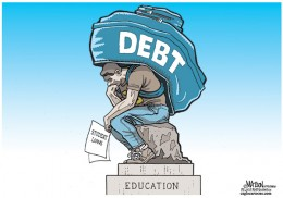student loans, usury, occupy, education, graduates, protest
