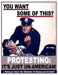 NDAA, NATO, Chicago, Windy City, repression, protest, anti-American, un-American