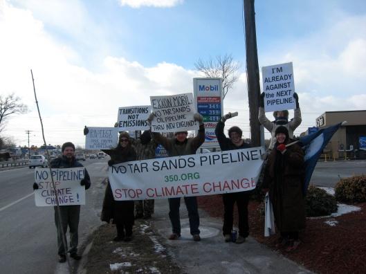 Stop Tar Sands Pipeline