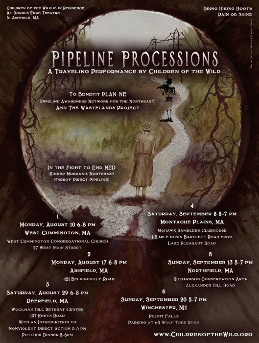 Pipeline Processional Poster v4